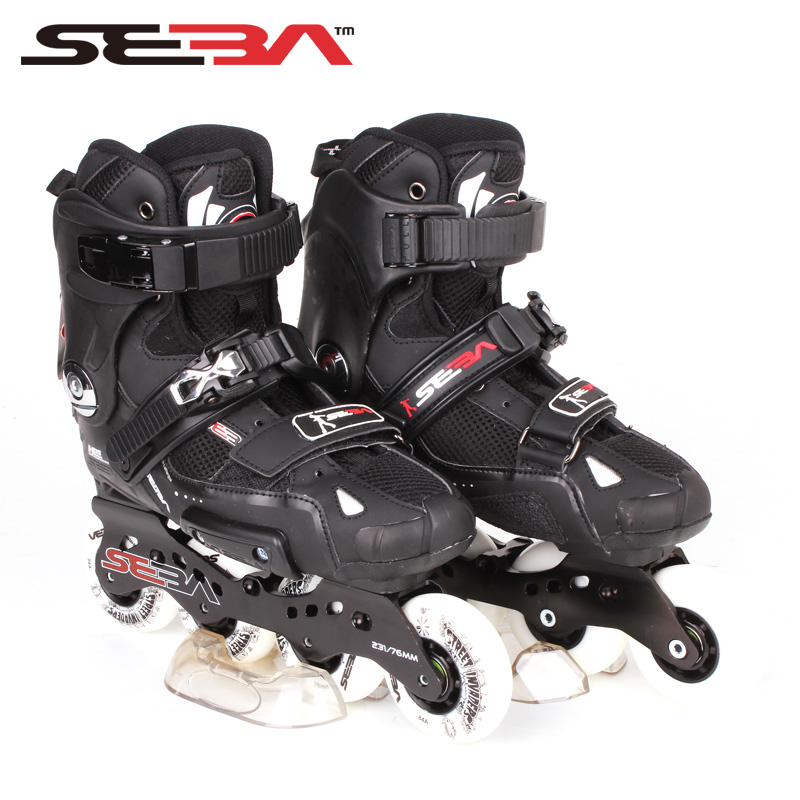 Seba/hl meters high roller shoes european version of the professional level hua xie inline skates roller skates adult skates roller skates slip