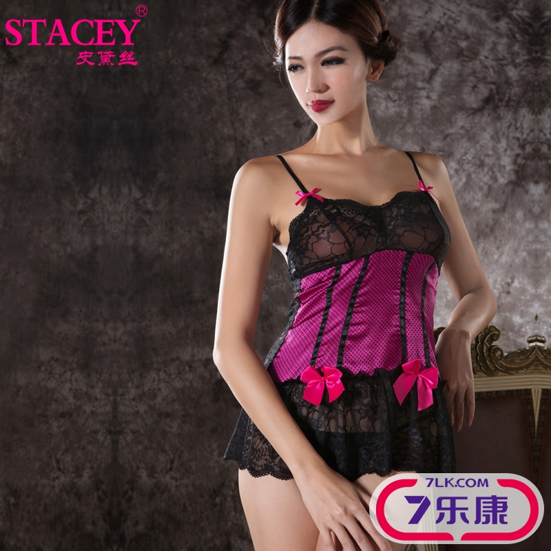 Sexy lace lady adult sexy lingerie temptation to open files suit pajamas real uniforms 11125