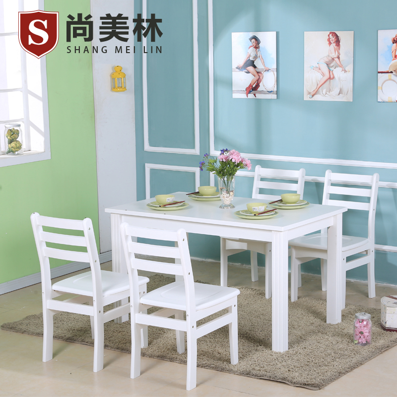 korean dining table setting where to buy in singapore garden chairs small apartment backrest dinner