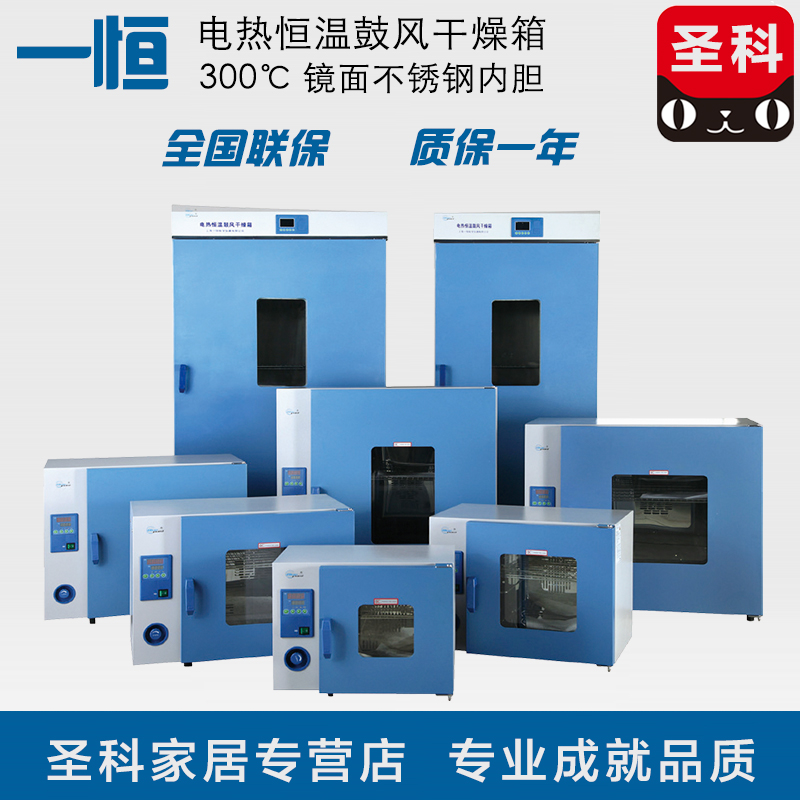 Shanghai a constant DHG-9015A electric oven thermostat blast oven temperature industrial oven drying box machine