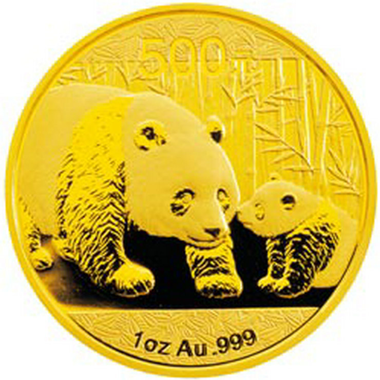 Shanghai jicang chinese gold 2011 panda panda gold coin 1 ounce gold coins of gold and silver coins