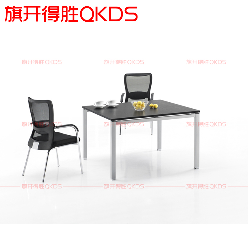 Shanghai office furniture bar table conference table minimalist modern office desk reception desk training table negotiating table