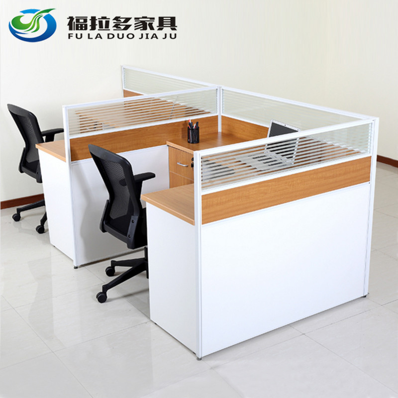 Shanghai office furniture office furniture minimalist wall panels 4 6 digit combination computer desk staff desk staff office furniture