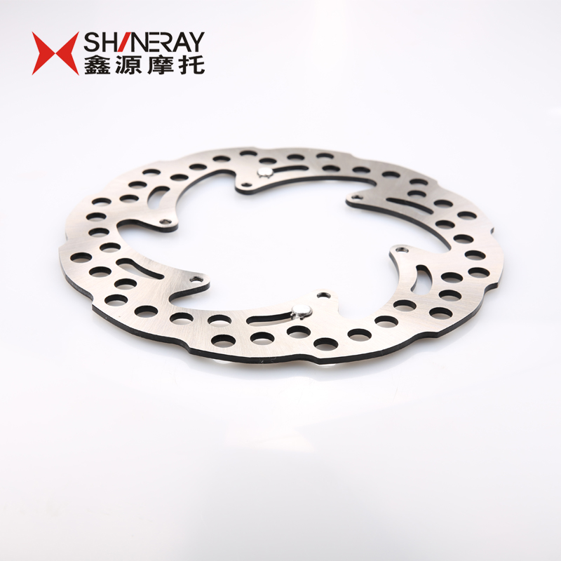 Shineray motorcycle accessories x5 x5 front hydraulic front brake disc brake disc-x5-260mm-wave plate