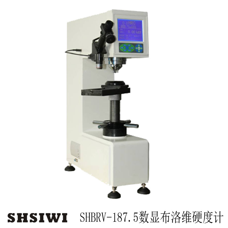Shsiwi/si for sclerometer布洛维sclerometer SHBRV-187.5 digital display digital display