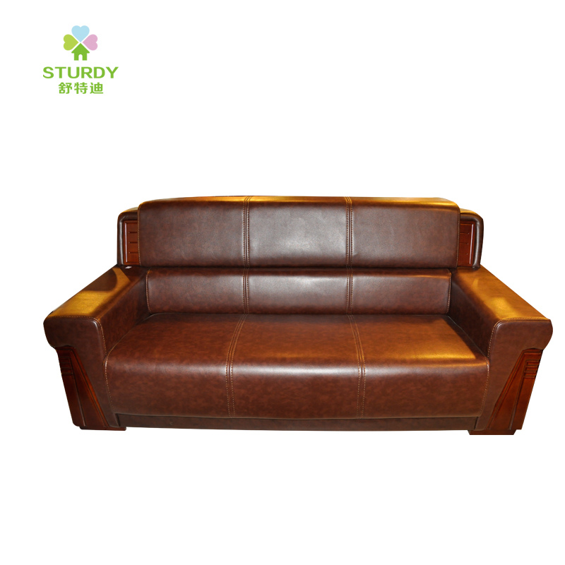 Shute di beijing office furniture minimalist business reception parlor sofa table combinations can be customized deals