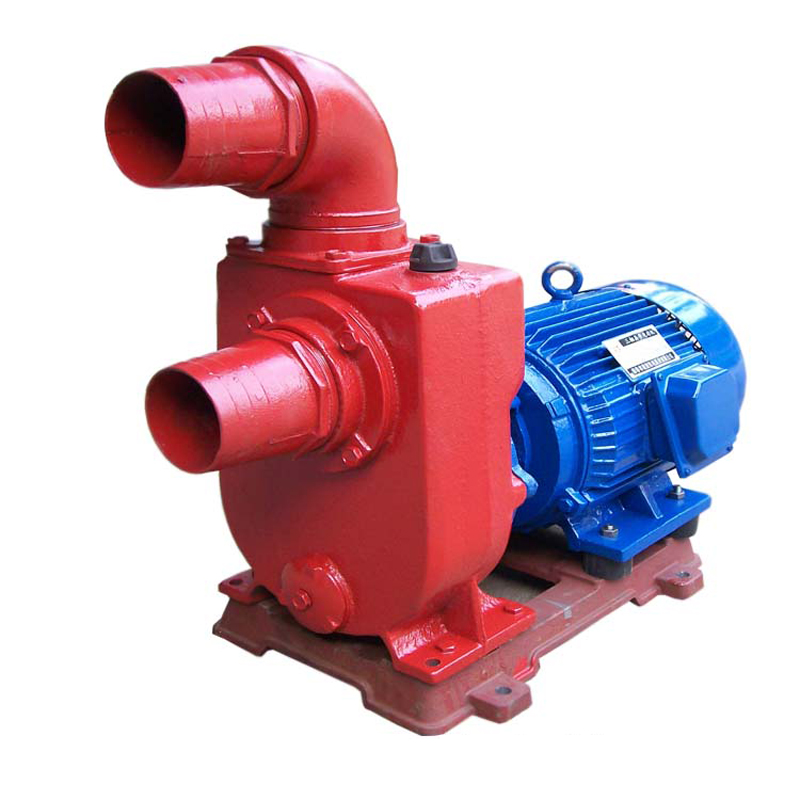 Since the suction motor centrifugal pump 5.5kw photosynthetic site drainage pump large flow of agriculture orchard farming industry