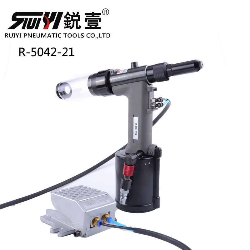 Since the suction nail one sharp 5042-21 foot blind rivet gun riveter blind rivet gun rivet machine gun