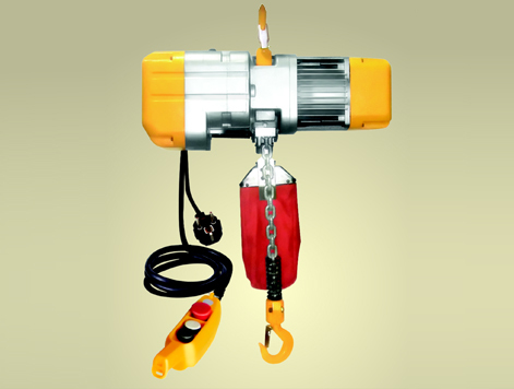 Single items ring chain hoist/chain hoist/hoist/electric hanging gourd lu lifting chain 220 V