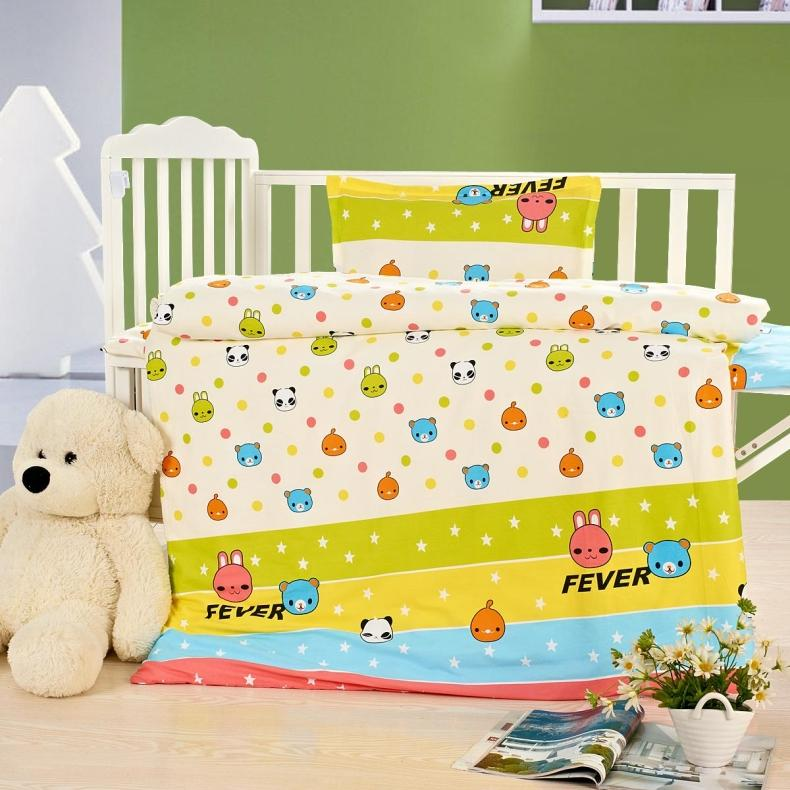 Small cotton baby spring fall and winter are pure cotton quilt winter quilt hold hug infant nursery quilt newborn