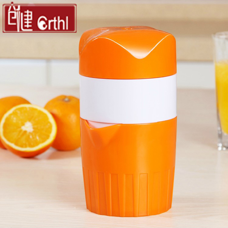 Small household manual juicer juice machine pressed lemon fruit juice machine baby mini juicer juice machine Manually