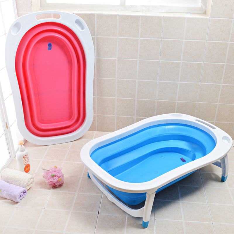 Snow australia baby bathtub baby bath tub bathtub newborn child bathtub large folding shipping