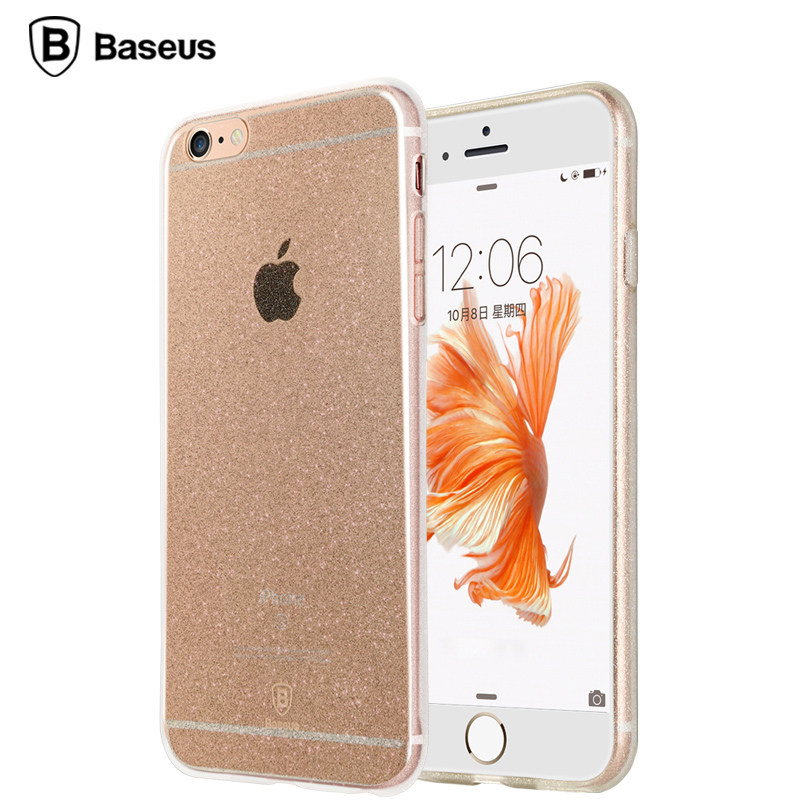 (Soft tpu) apple iphone 6 plus/6 s plus 5.5 inch mobile phone protective sleeve soft shell drop resistance