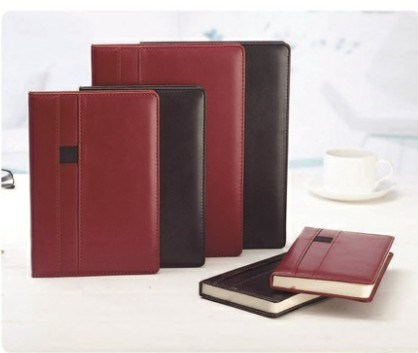 South korean business notebook notepad thick notebook diary book this leather k bowen a6