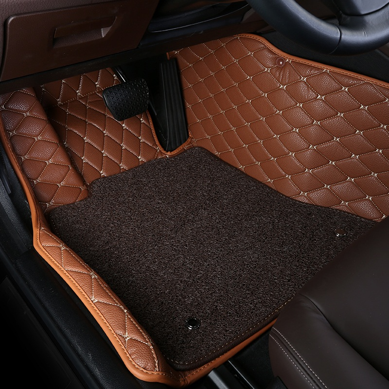 Special floor mats floor mats wholly surrounded by new hyundai sonata/nine generations 8 generations 9 generations eight generations sok sok eight Nine