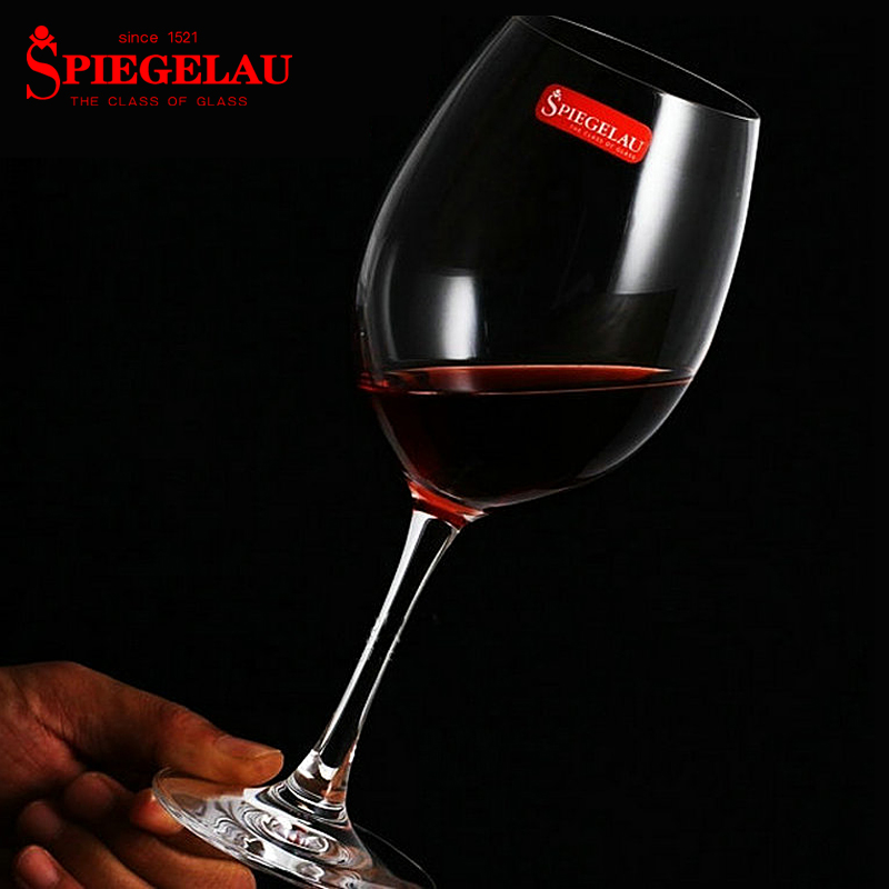 Special offer free shipping germany spiegelau imported crystal cup red wine bordeaux wine cup home hanaprene
