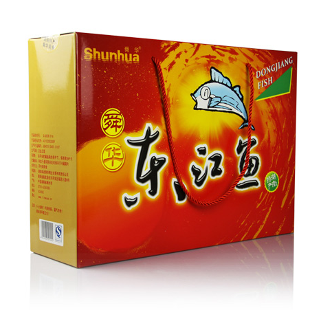 [Specialty] hunan shunhua linwu dongjiang fish 997g gift box gifts to share gift