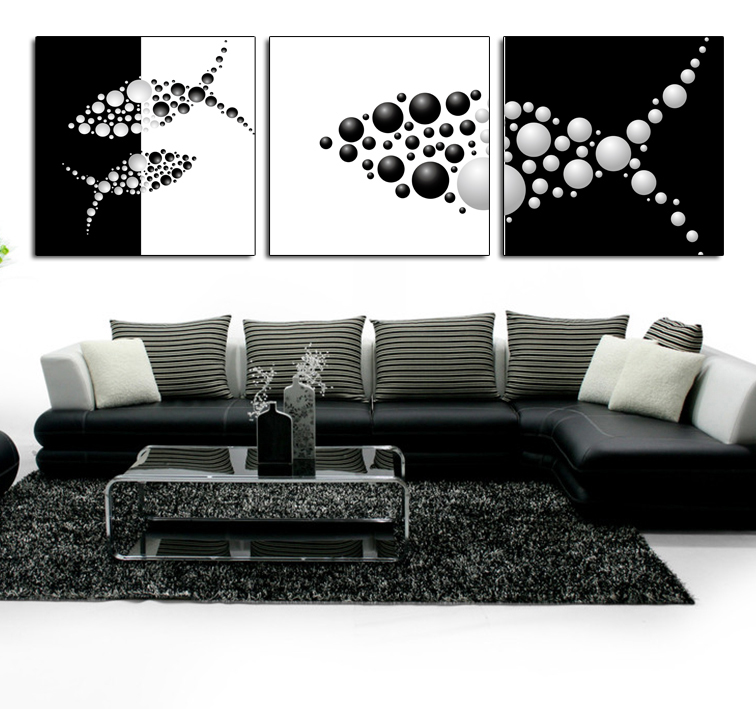 St. enoch nanosized triple decorative painting glass painting ice crystal frameless painting the living room mural painting abstract paintings