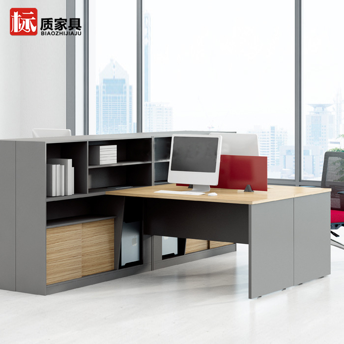 [Standard quality] shanghai office furniture desk staff minimalist modern office furniture screen desk
