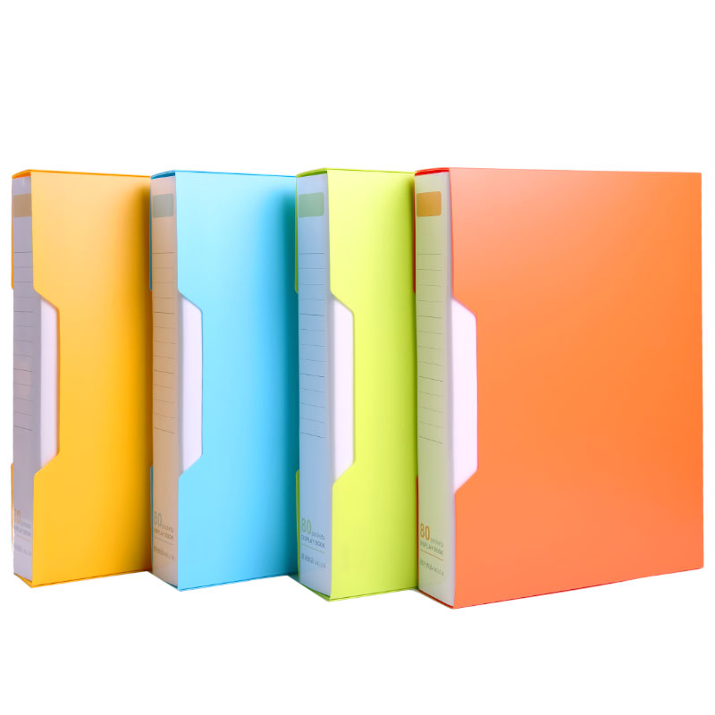 Stationery dawn excellent product series brochure 80 pages folder fashion office package ADM94983