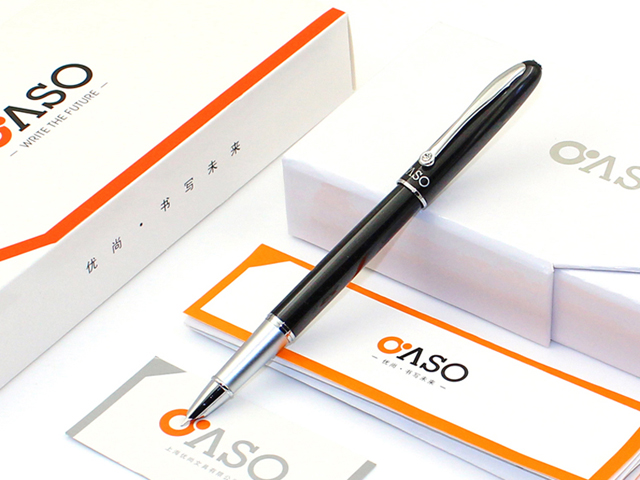 Still excellent oaso a16 pen metal pen pen finance/ultrafine student calligraphy office business men and ladies
