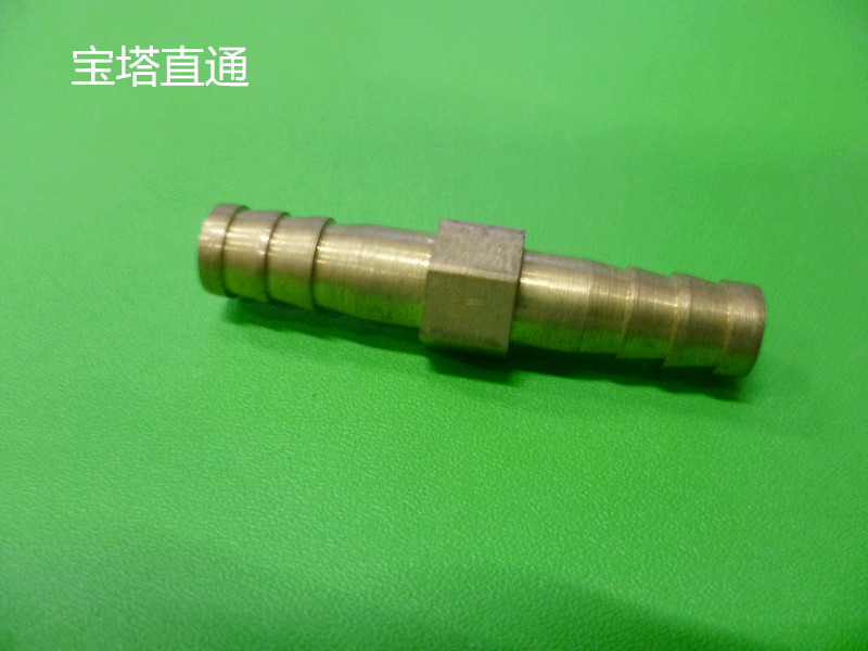 Straight copper pagoda pagoda pagoda word copper plumbing fittings plumbing pipe fittings through two 6 8 10 12 14