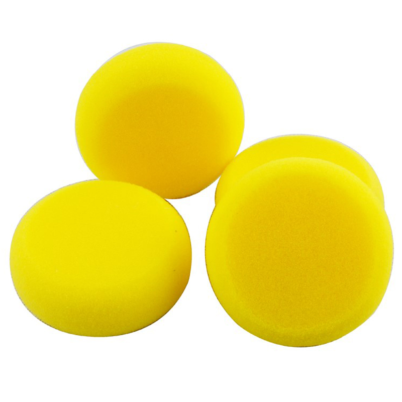Strong absorbent sponge ball magic sponge brush art gouache watercolor brush absorbent sponge painting dedicated