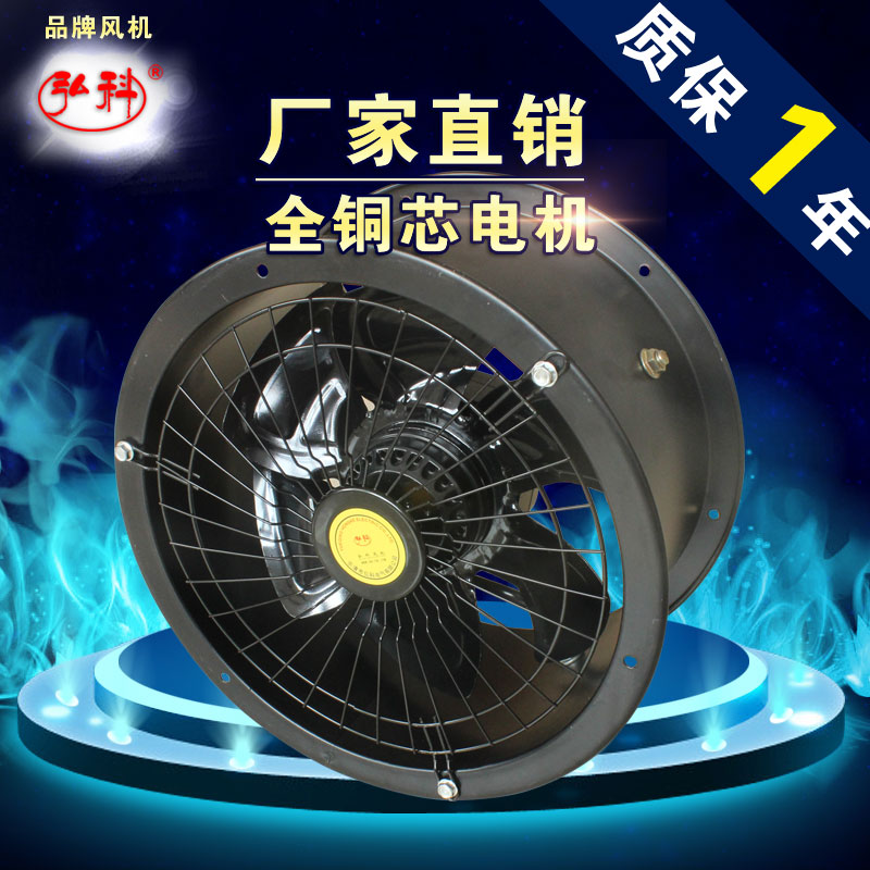 Strong circular duct fan fzy external rotor axial fan axial fan blower fan 250MM 10 inch