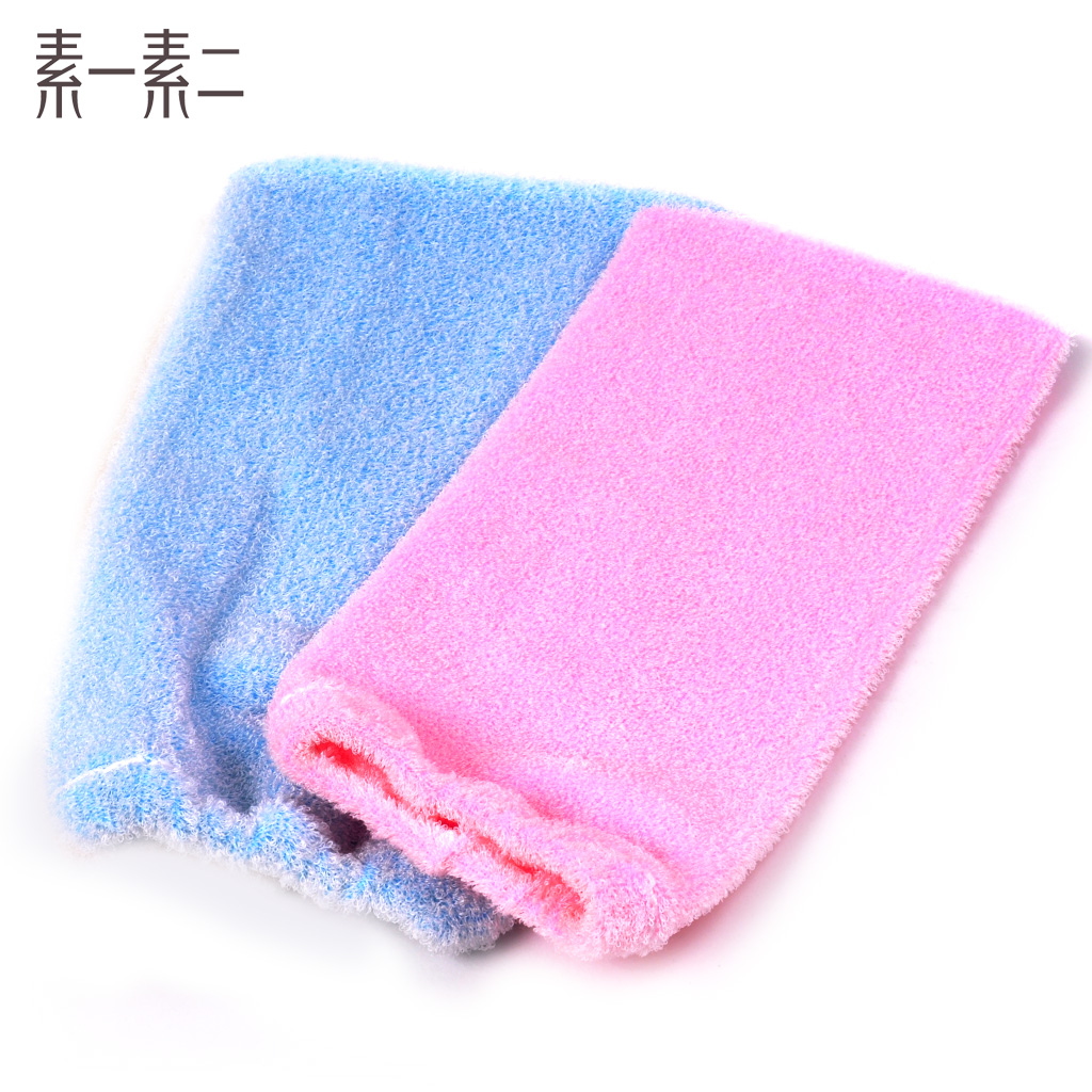 Su su a two south korea cuozao towel bath towel rub chopping towel bath gloves rubbing mud exfoliating