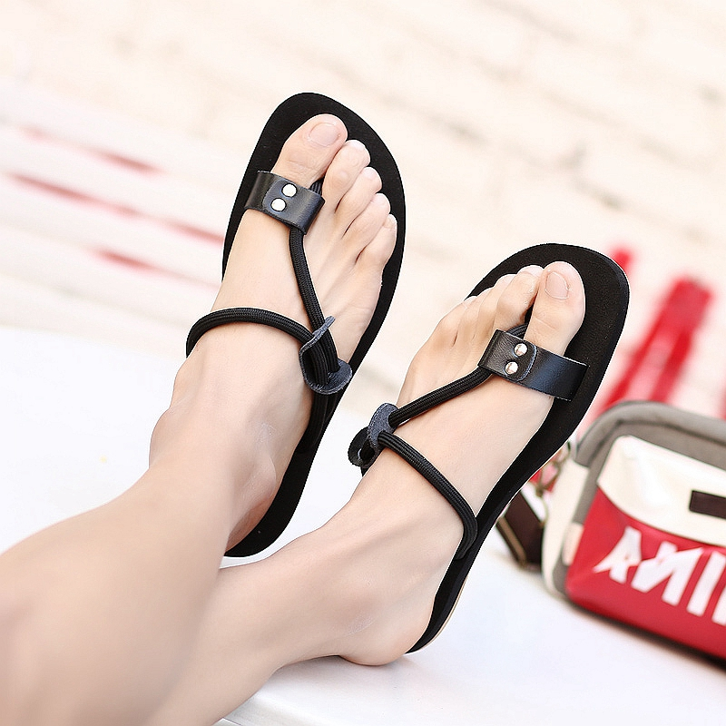 7a2e973e08a2de Get Quotations · Summer sandals male korean tide beach slippers men s shoes  vietnam sandals men s leather sandals shoes
