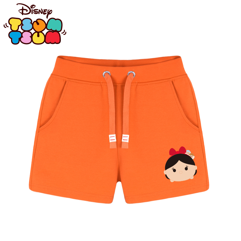 Summer shorts female 2016 new korean version of the disney cartoon shorts female sports shorts female summer summer dress sisters