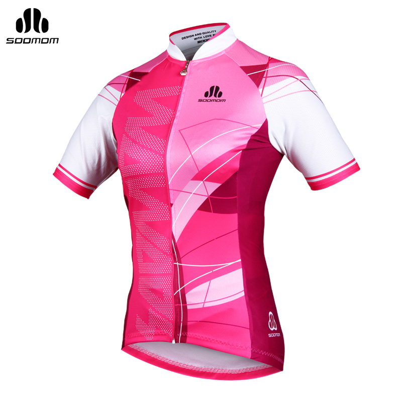 Super league lance sobike 2015 summer short sleeve bike jersey melody female bicycle equipment
