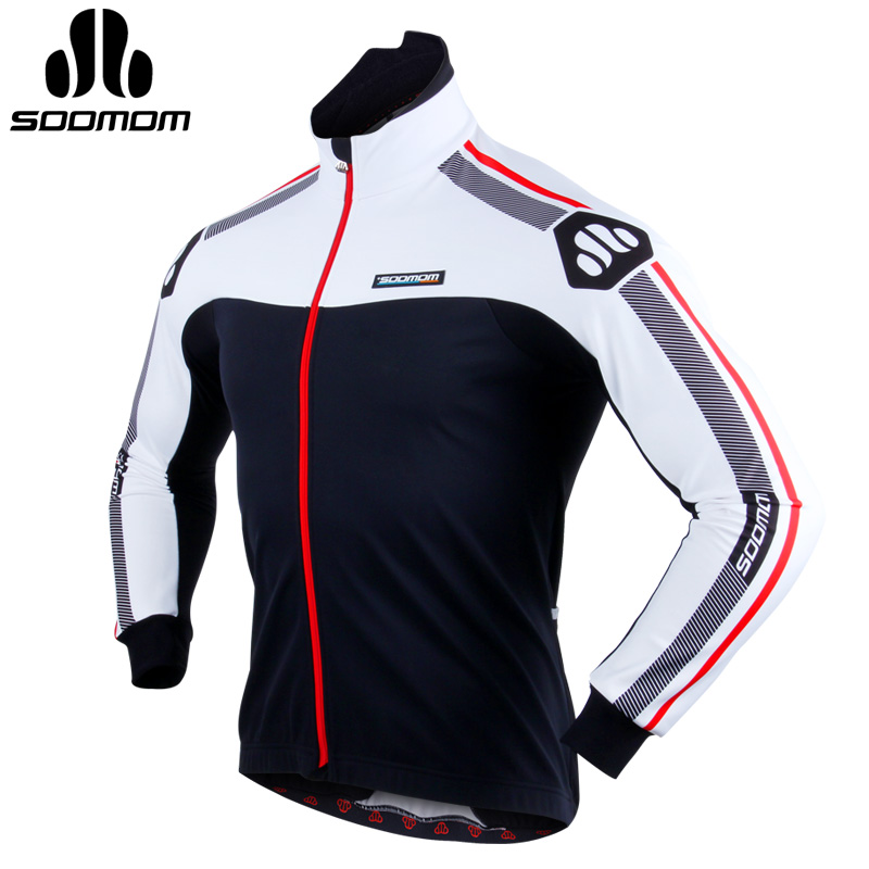 Super league lance sobike fall and winter windproof fleece long sleeve cycling jersey male bike clothing cycling clothes Τoby