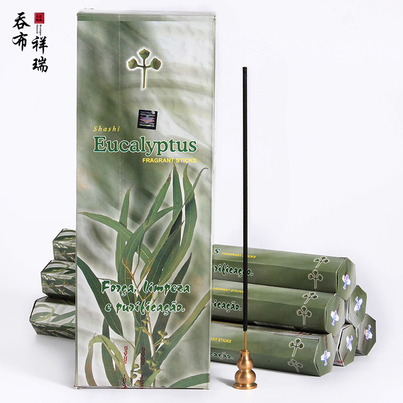 Swallow cloth auspicious authentic indian incense eucalyptus incense indoor aromatherapy incense spices sandalwood incense natural incense to purify the air