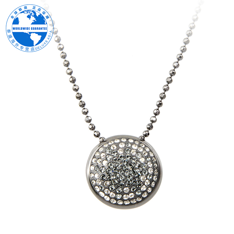 Swarovski/swarovski necklace ms. genuine starry sky ball pendant 1082076