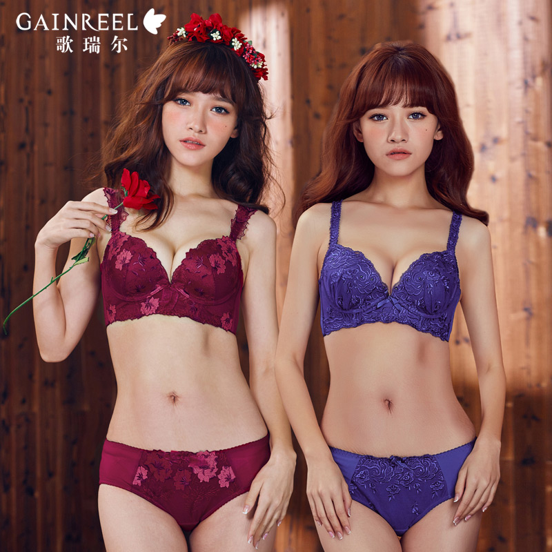 Sweet and sexy song riel gather underwear within article 2 + 2 combination package [pants] ABW16867