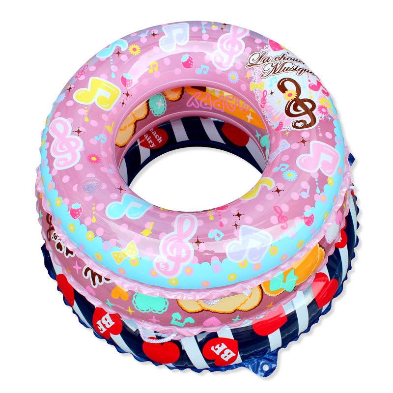 Swimming laps inflatable swim ring thickening adult children lifebuoy ring armpit children swim learn to swim swim ring floating ring free shipping
