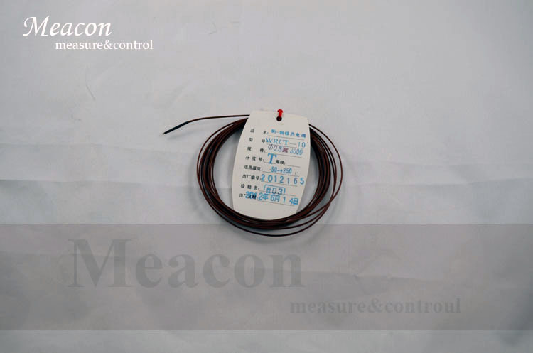T type thermocouple temperature thermocouple wire welding head welding head temperature thermocouple wire temperature monitoring temperature measurement