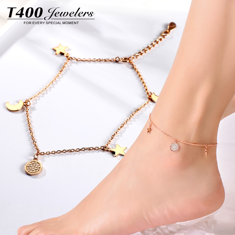 from in anklets anklet jewelry and bracelet cheville ankle gifts rhinestone bridal crystal item gold fashion silver
