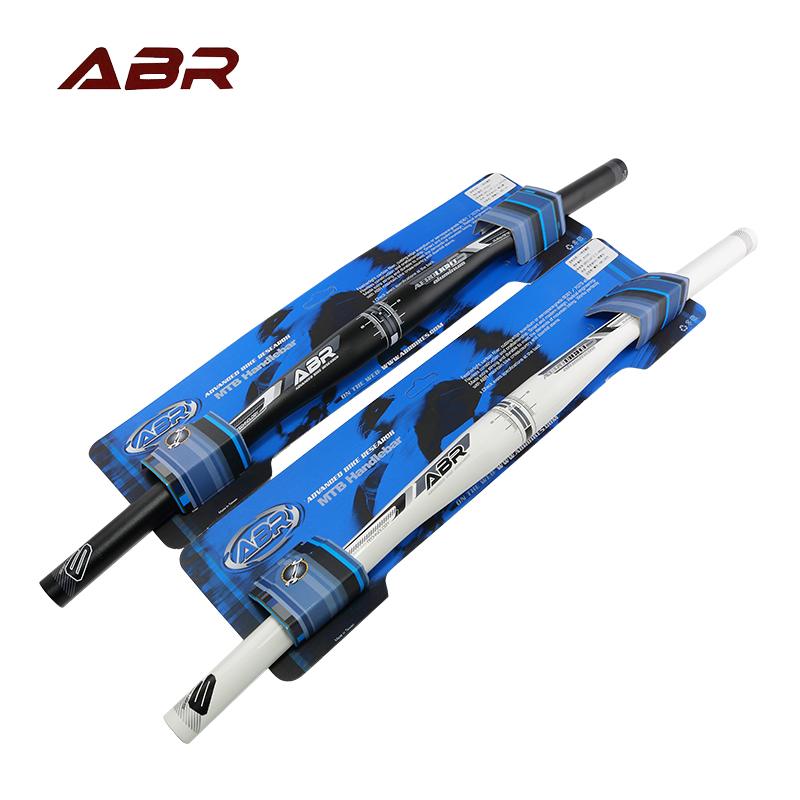 Taiwan abr mountain bike/bicycle aluminum yan put straight to cross the mountain bike aluminum light word to Handlebar