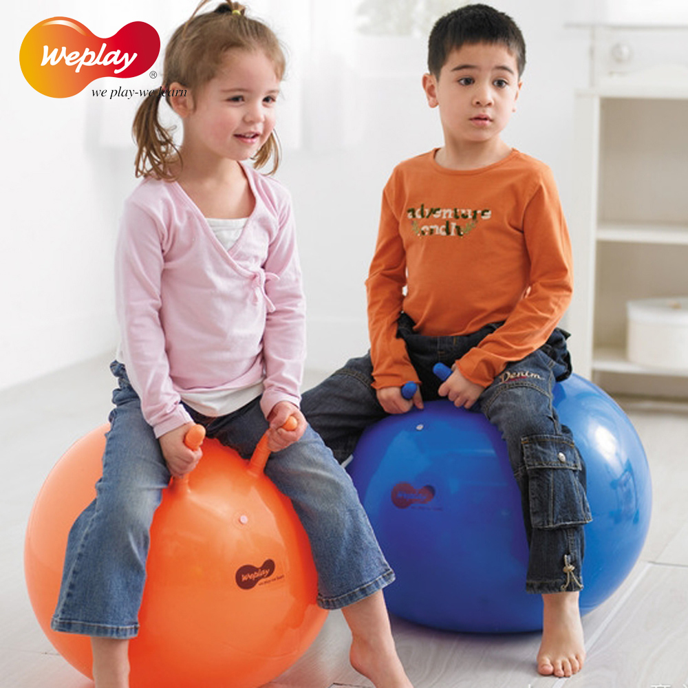 Taiwan imported vermt weplay kindergarten sensory integration equipment bouncing ball claw ball yoga for children