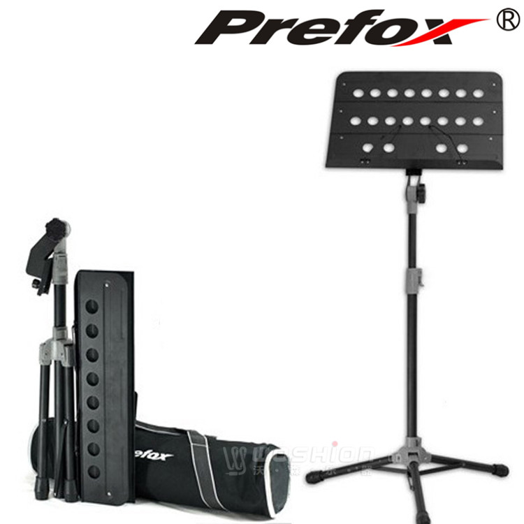 Taiwan prefox sd201 large music stand music stand can lift folding music stand zither music stand bold spectrum of taiwan drums thicker