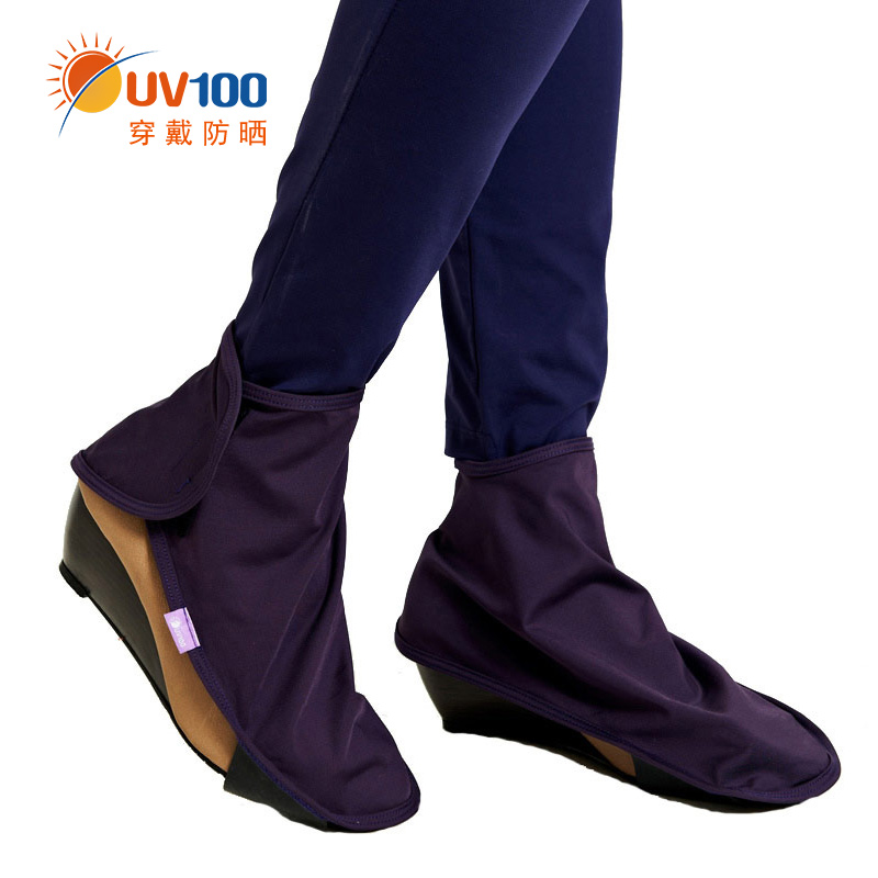 Taiwan uv100 professional sunscreen summer new women cool feeling thin breathable uv sunscreen gloves 12262