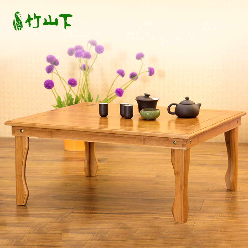 Takeyama under bamboo kang kang table bed study table coffee table coffee table wood windows and tables tatami table a few small dining table