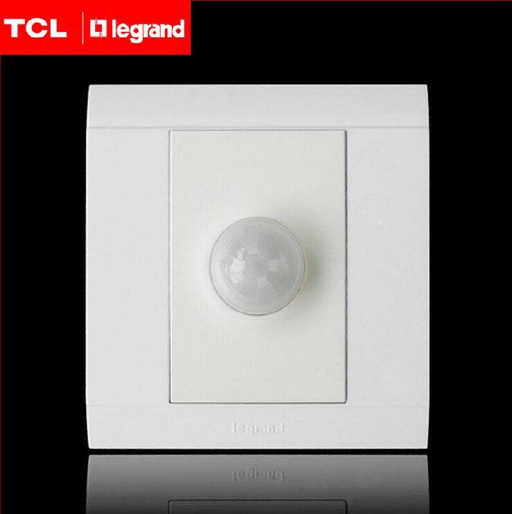 Tcl legrand ji proximity switch body sensor switch infrared sensor switch can switch control led lights