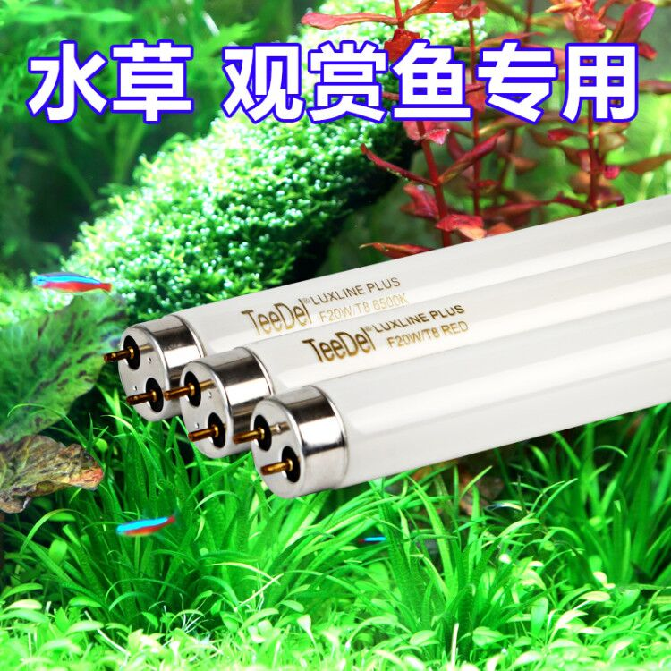 Teedel aquarium plants lamp medallions waterweeds gall bladder arowana parrot lighthouse lamp t8 tube lamp lighting lamp