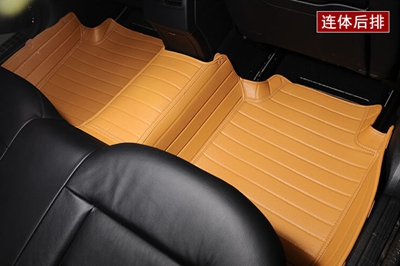 Tendon mats geely british sx7/sc6/england sc3/sc5 dedicated wholly surrounded by ottomans green leather