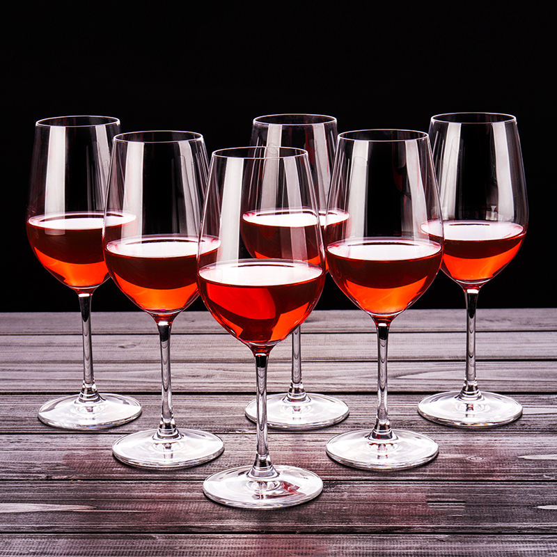 Thailand imported lucaris crystal wine glass tall wine glass of red wine suits unleaded glass of red wine decanters wine