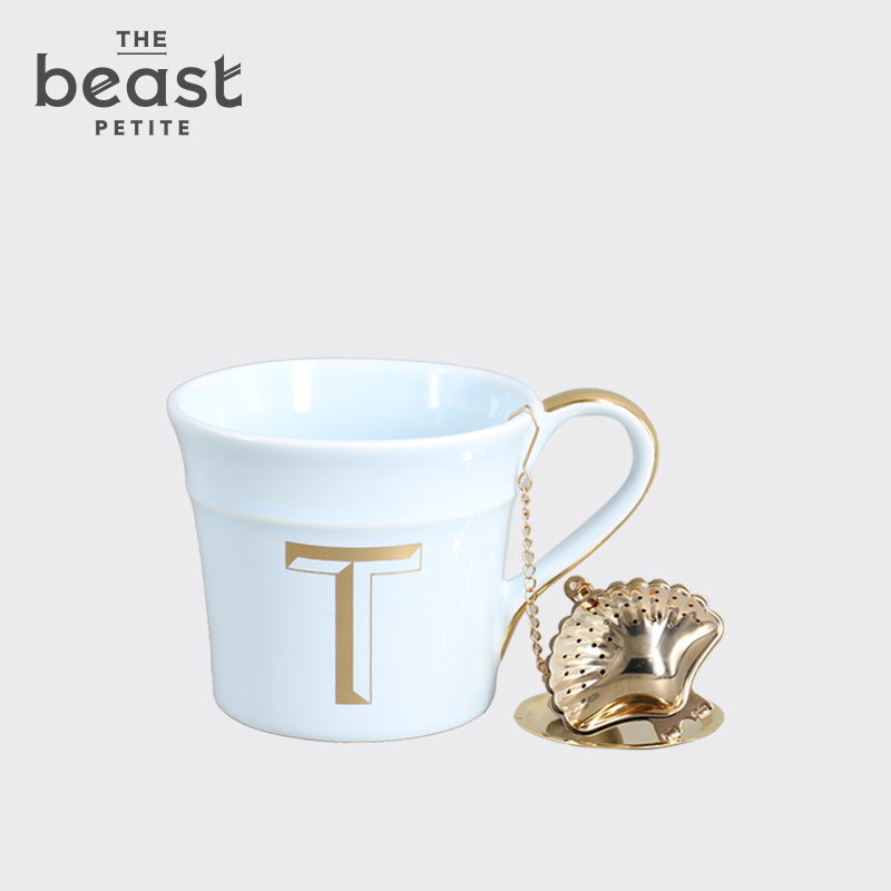 The beast/fauvism 12 constellations watercups hipsters dolomite handmade mug cup
