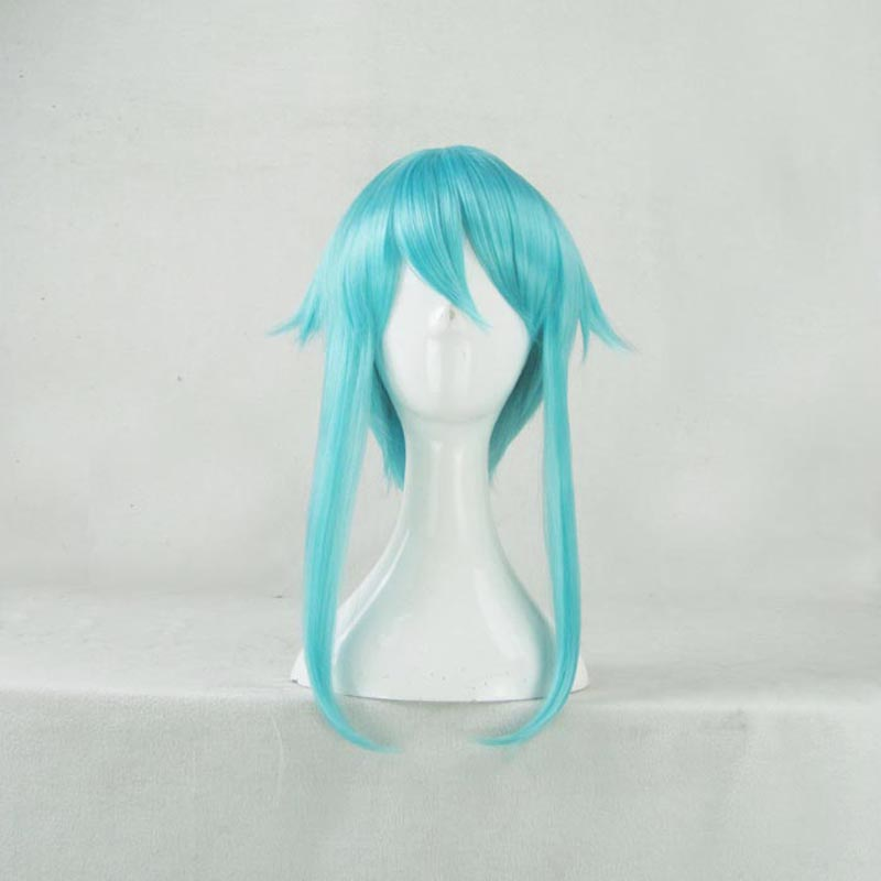 The magic cosplay wig asada shino sword art online/ghost bullet ggo/cos wig